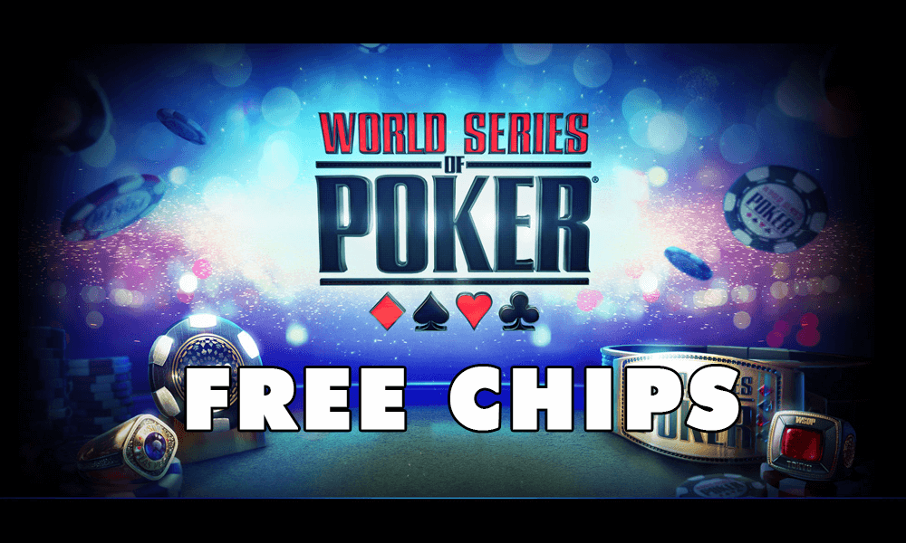 WSPO Poker Free Daily Chips