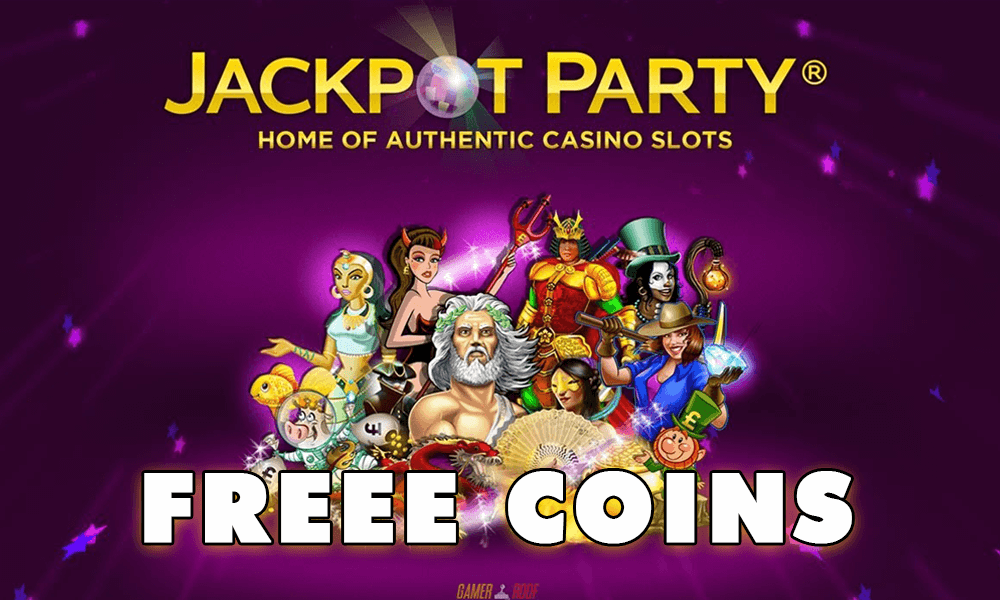 Jackpot Party Casino Free Daily Coins